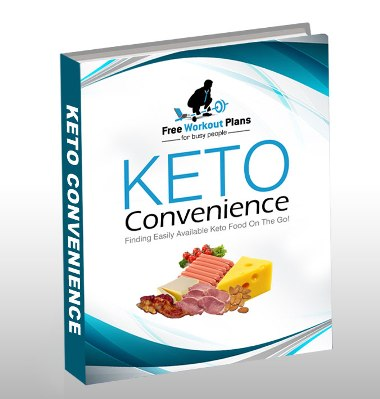Free Keto Ebook!