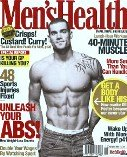 Olly Foster Mens Health Cover Model