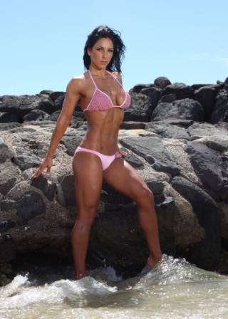 nicky perry fitness model