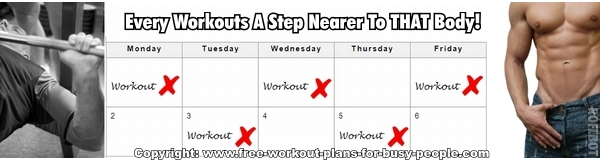 free workout routines