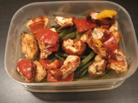 Paprika chicken kebab recipe high protein low carb chicken kebab recipe forumfinder Images