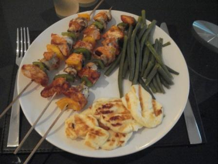 Ketogenic Diet Recipes: Paprika Chicken Kebabs