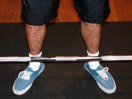 deadlift form